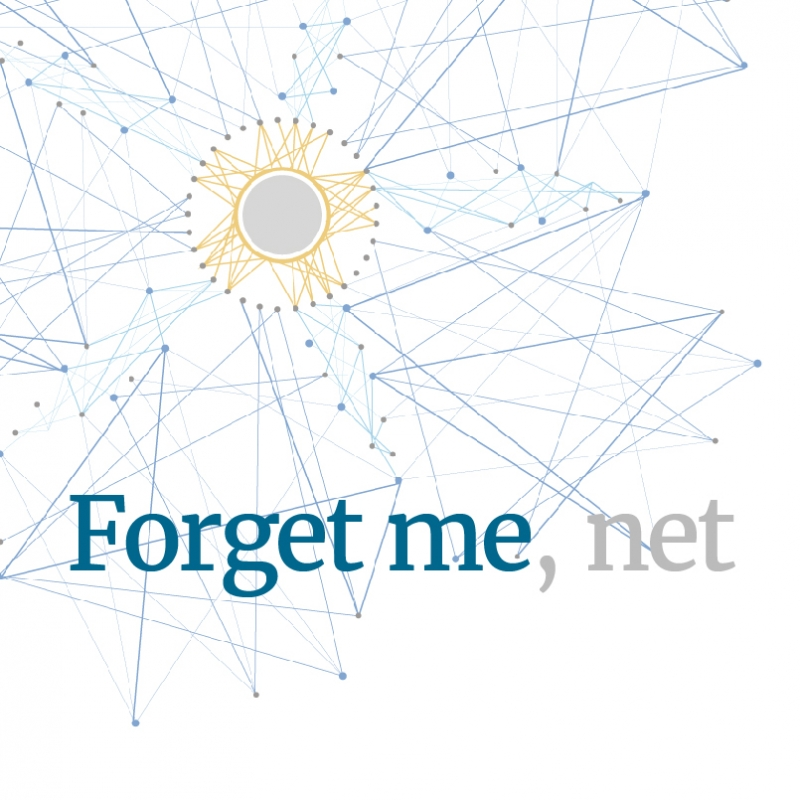 Forget me net